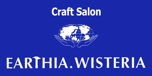 Craft Salon Earthia.Wisteria